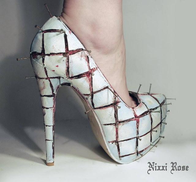 Dressed to Kill: Nixxi Rose's Killer High Heels - Technabob