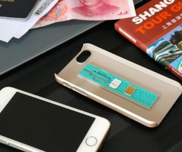 SIMPLcase for iPhone is What Every Worldly Traveler Needs