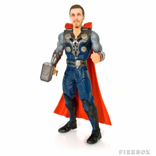 Superhero Action Figures1