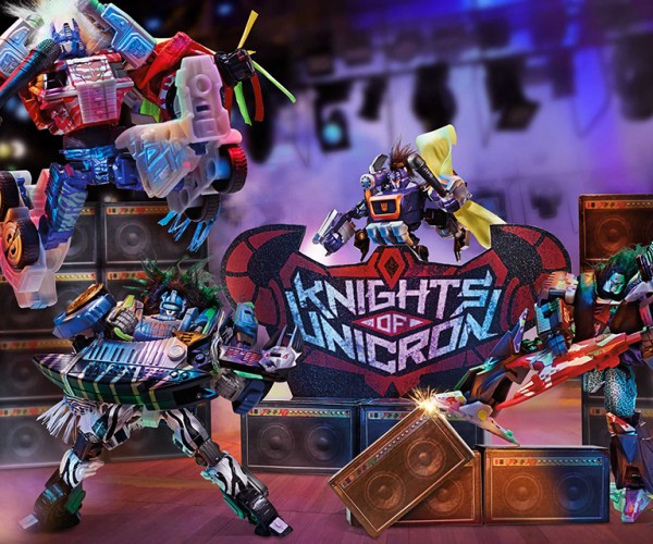 Transformers 30th Anniversary Tour Edition: Rockers in Disguise