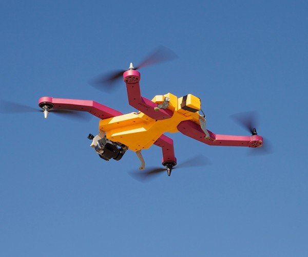 AirDog Drone Automatically Follows You: Golden Recorder