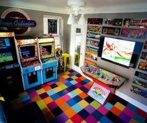 Guy Turns Bedroom into Arcade, Loses Fiancée