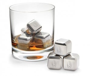 Borg Cube Whisky Chillers: Sobriety is Futile