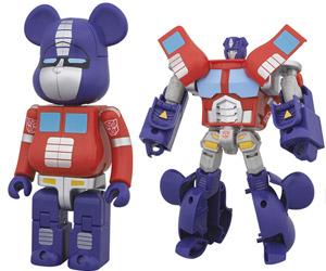 Bearbrick x Transformers: Ursus Magnus