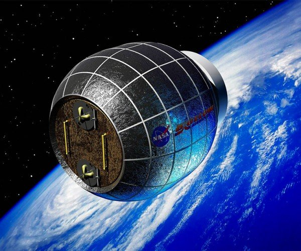 NASA to Test Inflatable Space Housing at ISS