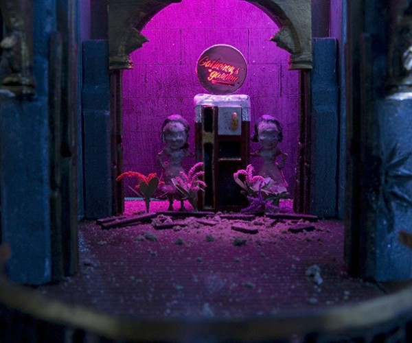 Bioshock Miniature Diorama Has Really Little Sisters