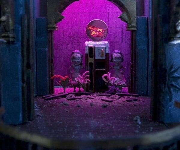 Bioshock Miniature Diorama Has Really Little Sisters