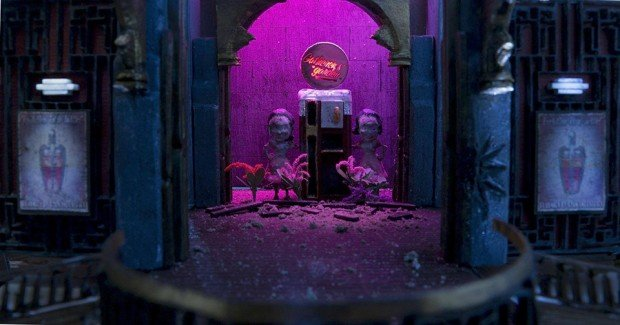 bioshock miniature replica diorama by andy jarosz 620x325