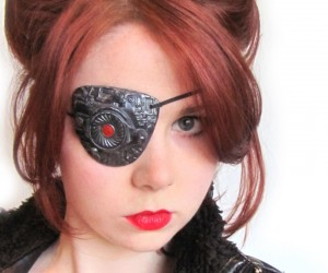 Borg Eye Patch: Seven of Yarr