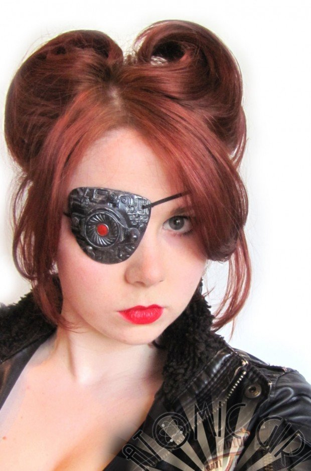 borg eye patch