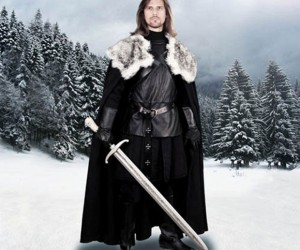 You Know Nothing in Your Jon Snow Cape