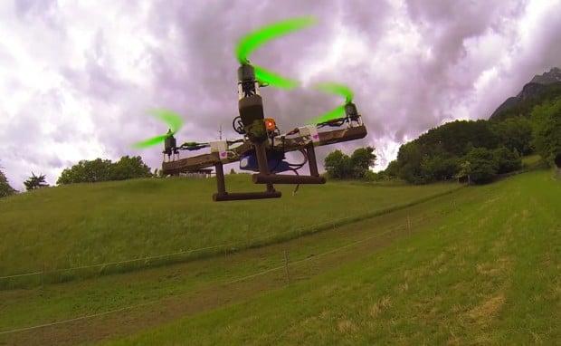 chocolate-quadcopter