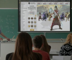 Classcraft Gamifies School: The Learning Crusade
