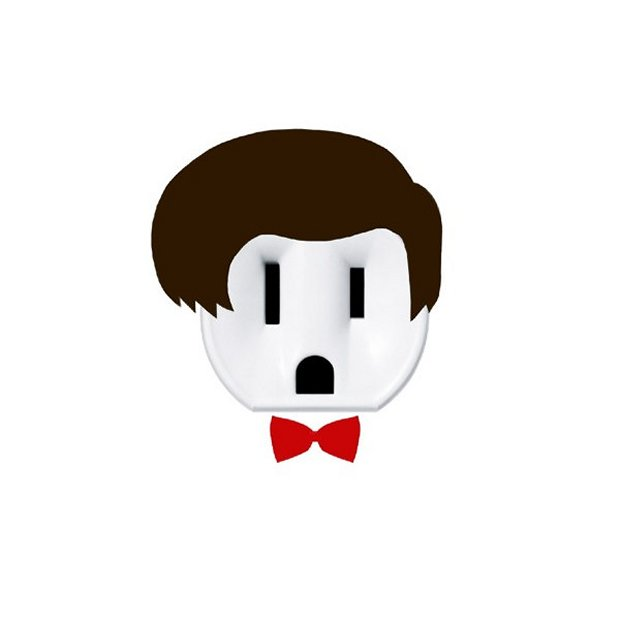 doctor who outlet sticker