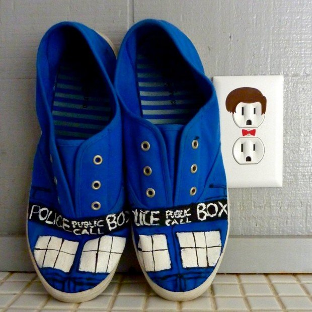 doctor who outlet sticker1