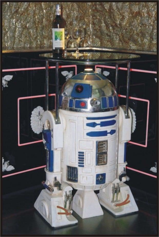 droid server