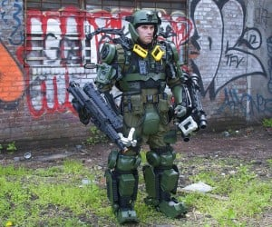 Edge of Tomorrow Exo-Suit Cosplay: Reuse. Wear. Repeat.