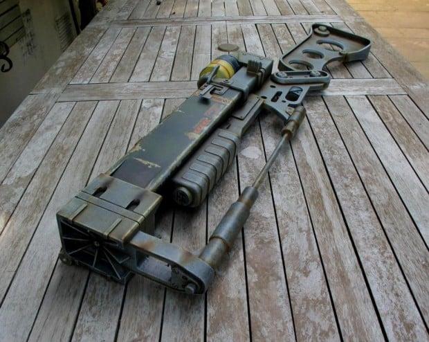 fallout rifle