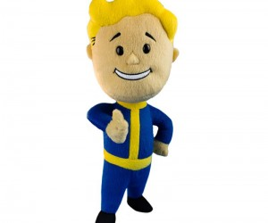 Vault Boy Plush: Small Frame