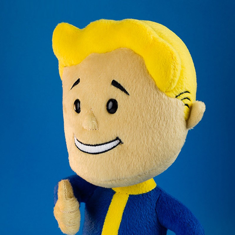 Vault Boy Avatar The Vault Boy Plush From