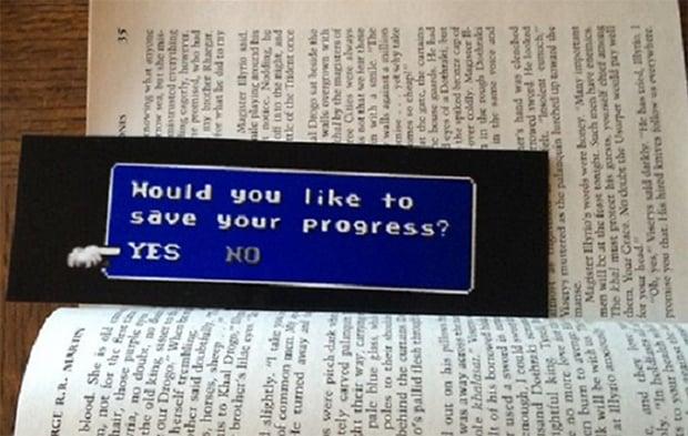 final fantasy bookmark