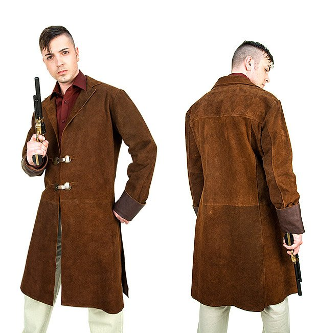 firefly brown coat replica 1