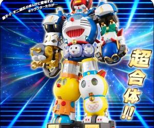 Fujiko F. Fujio Super Robot: Voltronmon