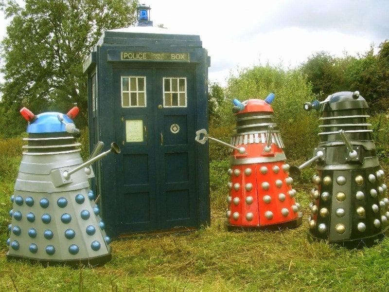 The Ultimate Dalek Costume