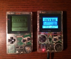 Raspberry Pi Console Emulator in a Game Boy Pocket: Pi-Pocket
