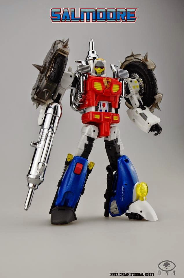 Gobots Cy-Kill Remake Action Figure: Less than Meets the ...