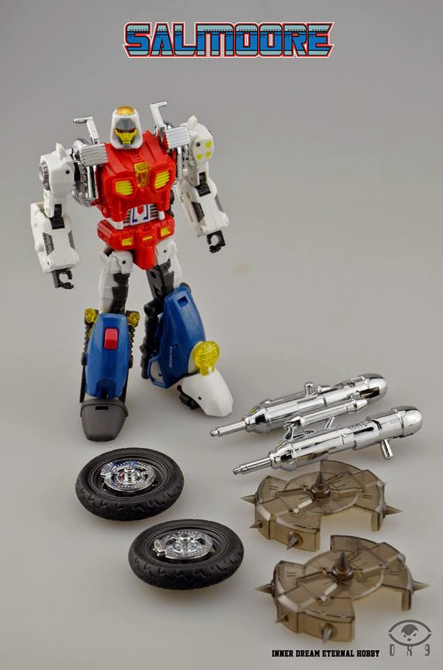 Gobots Cy Kill Remake Action Figure Less Than Meets The Eye