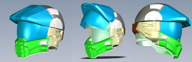 halo master chief motorcycle helmet by neca 7 620x200