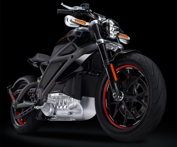 Harley-Davidson Project LiveWire: The Hog Goes Electric
