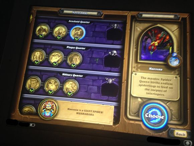 hearthstone curse of naxxramas leak 3