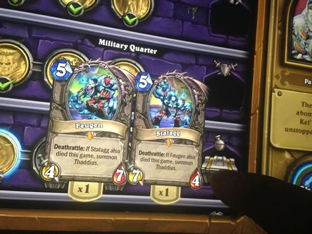hearthstone curse of naxxramas leak 5