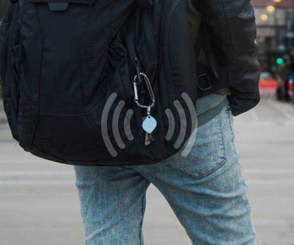 iFind Bluetooth Locator is Powered by Ambient Electromagnetic Energy
