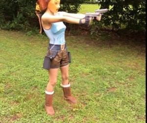 This Tomb Raider Cosplay Is TOO Accurate