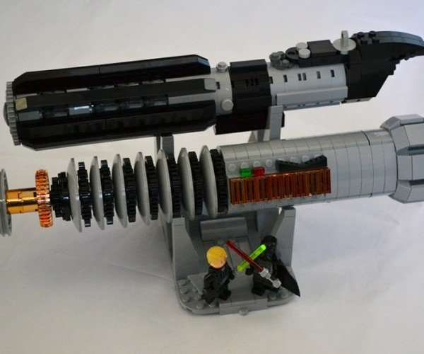 LEGO Star Wars Lightsabers Concept: Every Hilt is Awesome