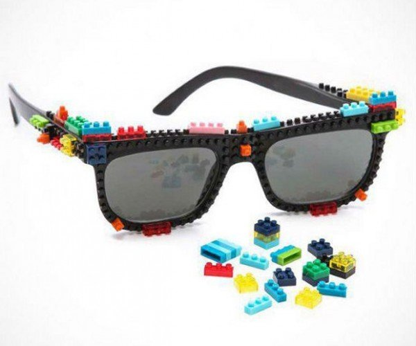 Nanoblock Sunglasses Won't Brick Your Eyesight