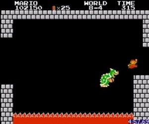 Player Beats Super Mario Bros. in under Five Minutes