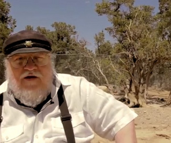 George R.R. Martin's Next Victim Named
