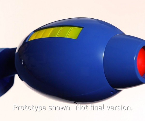 Mega Man Mega Buster Replica: Start Charging Your Bank Account