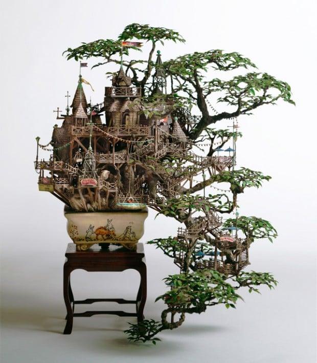 miniature structures Taknori Aiba 1 620x709