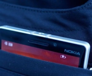 These Pants Will Charge Your Nokia Lumia
