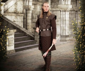 Eddard Stark Costume Lets Your Friends Talk to the Hand