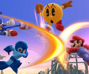 Nintendo Adds Pac-Man and Mega Man in New Super Smash Bros.
