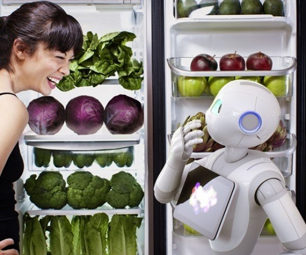 Pepper Emotion Sensing Robot Probably Senses That We're Not Comfortable Around It