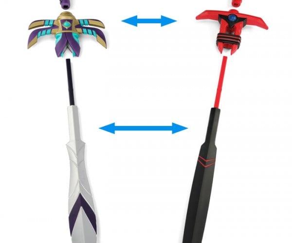 Prime Swords Foam Swords Have Swappable Parts: Connectiblades