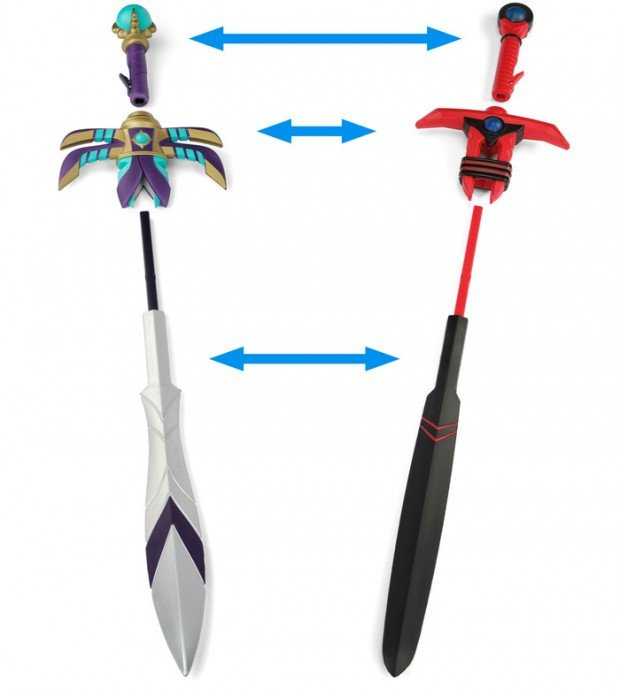 prime swords foam swords by formidable toys 620x689