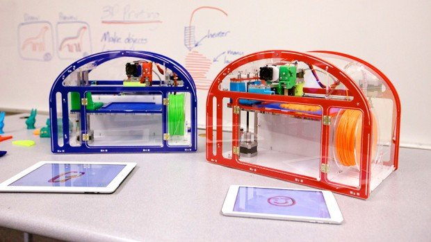 printeer 3d printer for kids by mission street manufacturing 620x349